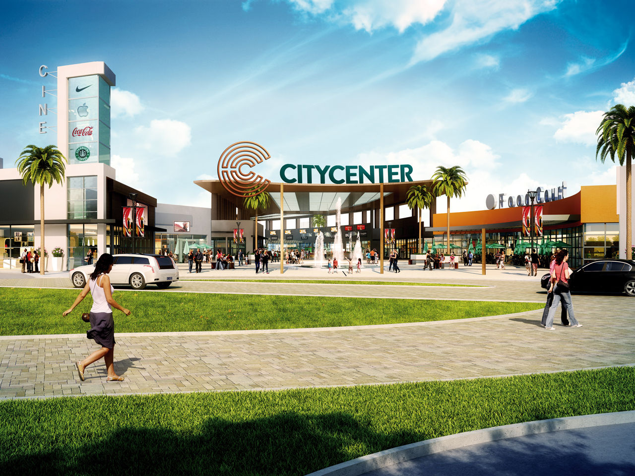 CITYCENTER Shopping & Outlet